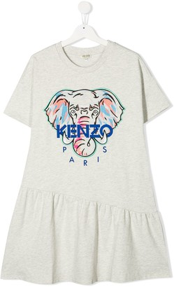 Kenzo TEEN Jacinthe T-shirt dress
