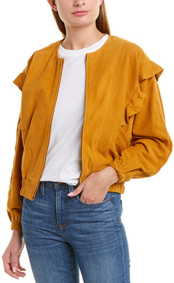 Joie Temis Suede Jacket