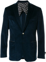 Tonello tailored fitted blazer