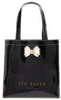 Ted Baker Small Icon - Bow Tote - Black