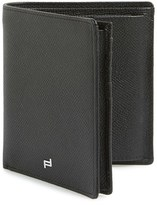 Porsche Design Men's 'Fc 3.0' Leather Billfold Wallet - Black