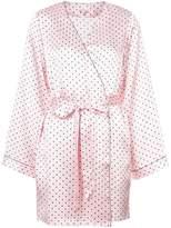 Morgan Lane Langley petal robe