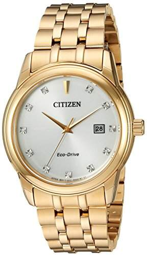 Citizen Men's 'PAIRS' Quartz Stainless Steel Casual Watch