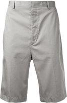 Lanvin classic chino shorts - men - Cotton - 46