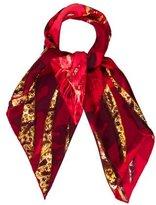 Cartier Silk Jacquard Scarf