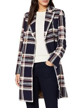 S'Oliver BLACK LABEL Women's 29.909.52.3248 Coat, (Blue 59n6), 14 (Size: )