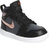 Nike 'Jordan 1 Retro High' Sneaker (Baby, Walker & Toddler)
