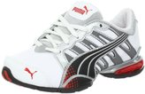 Puma Voltaic 3 Microperf JR Running Shoe (Toddler/Little Kid/Big Kid)