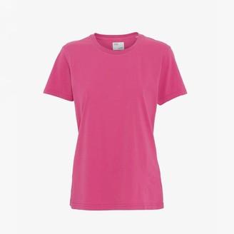 Colorful Standard - Light Organic Tee Bubblegum Pink - S