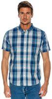 RVCA Stanek Plaid Ss Shirt