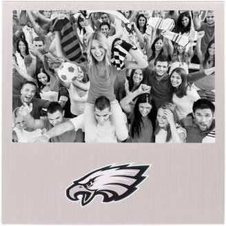 "Unbranded Philadelphia Eagles 4"" x 6"" Aluminum Picture Frame"