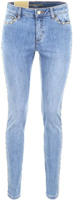 MICHAEL Michael Kors Studded Jeans