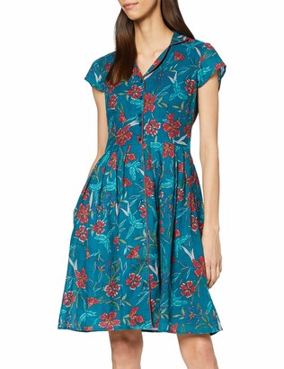 Joe Browns Women's Printed Shirt Dress Casual