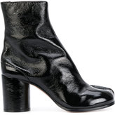 Maison Margiela fitted boots