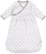 Jo-Jo JoJo Maman Bebe Newborn Sleepsack- Elephant Print - Blue - Newborn