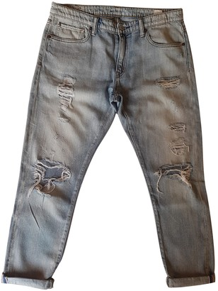 Denim & Supply Ralph Lauren Blue Cotton Jeans