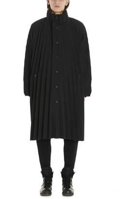 Issey Miyake Homme Plissé Homme Plisse Coat