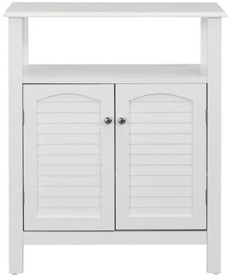 Elegant Home Fashions Sierra 2 Door Floor Cabinet