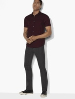 John Varvatos Mini Box Check Sport Shirt