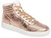 Dolce Vita Women's Nate High Top Sneaker