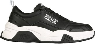 Versace Jeans Couture Sneakers With Thick Sole