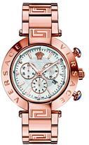 Versace Reve Chrono Collection VQZ100015 Men's Stainless Steel Quartz Watch