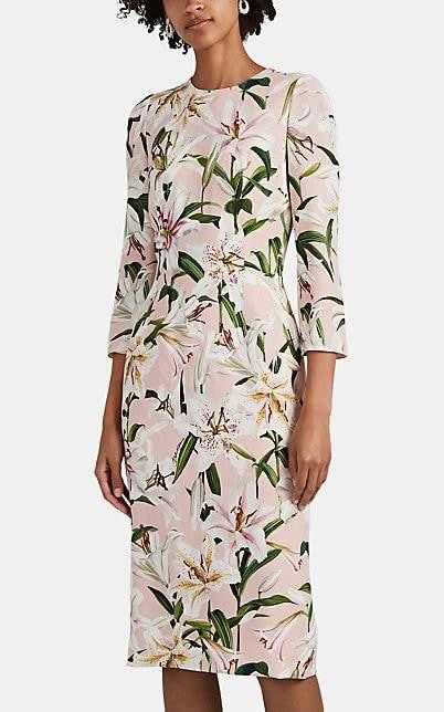32fa43f4 Dolce & Gabbana Pink Dresses - ShopStyle