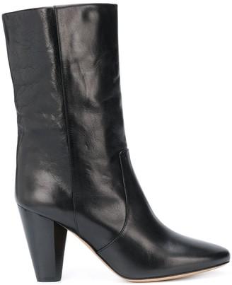 Isabel Marant Pritt cone heel boots