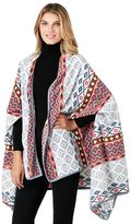 Cuddl Duds Plus Size Winter Solace Blanket Wrap