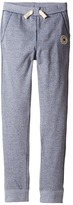 Converse Core Marled French Terry CTP Pants (Big Kids)