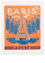 Rifle Paper Co. Bon Voyage Paris Art Print