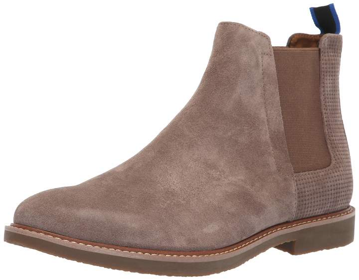 5a82b1310ee6 Mens Suede Perforated Boots - ShopStyle Canada