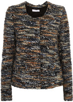 IRO Molly Bouclé-tweed Jacket - Gray