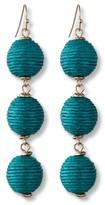 SUGARFIX by BaubleBar Triad Ball Drop Earrings