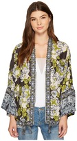 Free People Wildflower Cinched Kimono Women's Sweater