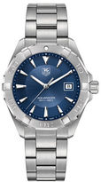 Tag Heuer Aquaracer Stainless Steel Diver Watch, WAY1112.BA092