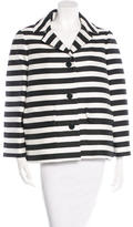 Kate Spade Striped Casual Jacket w/ Tags