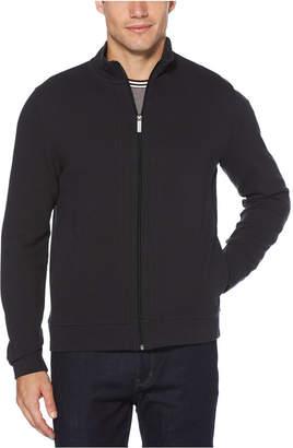 Perry Ellis Men Ottoman Full-Zip Sweater