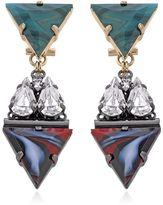 Anton Heunis Art Deco Expression Earrings