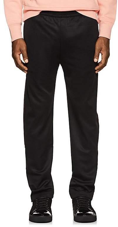 Acne Studios Men's Norwich Grosgrain-Trimmed Track Pants