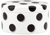 Kate Spade Daisy Place Spot Covered Box