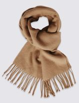 Marks and Spencer Ladies Scarf with Wool