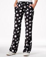 Hurley Juniors' Venice Beach Printed Soft Pants