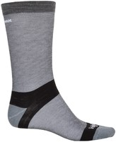 Bridgedale Hiking Liner Socks - CoolMax®, Crew (For Men)