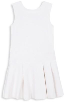 Lili Gaufrette Little Girl's Pleated Dress