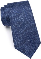 Thumbnail for your product : Nordstrom Cabrera Paisley Silk Tie