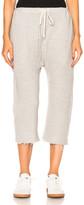 R 13 Field Sweatpants in Heather Gray | FWRD