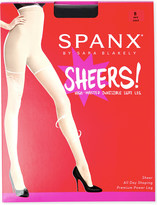 Spanx Luxe Leg high-waisted sheer tights