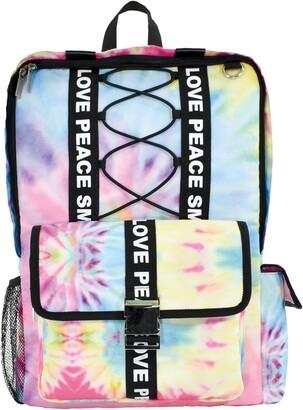 Iscream Tie Dye Backpack