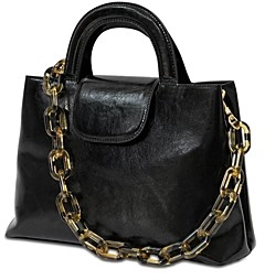 House of Want Snack Top Handle Medium Satchel